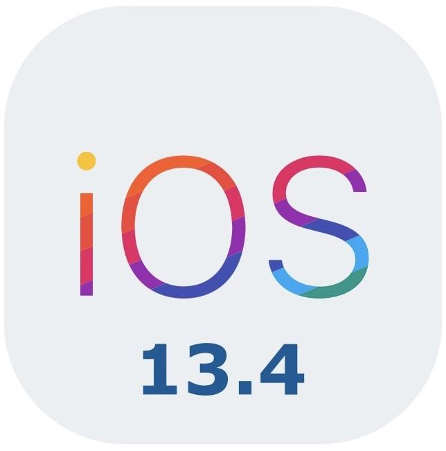 iOS beta 1 13.4