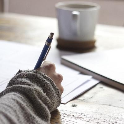 Schreib selbst was!