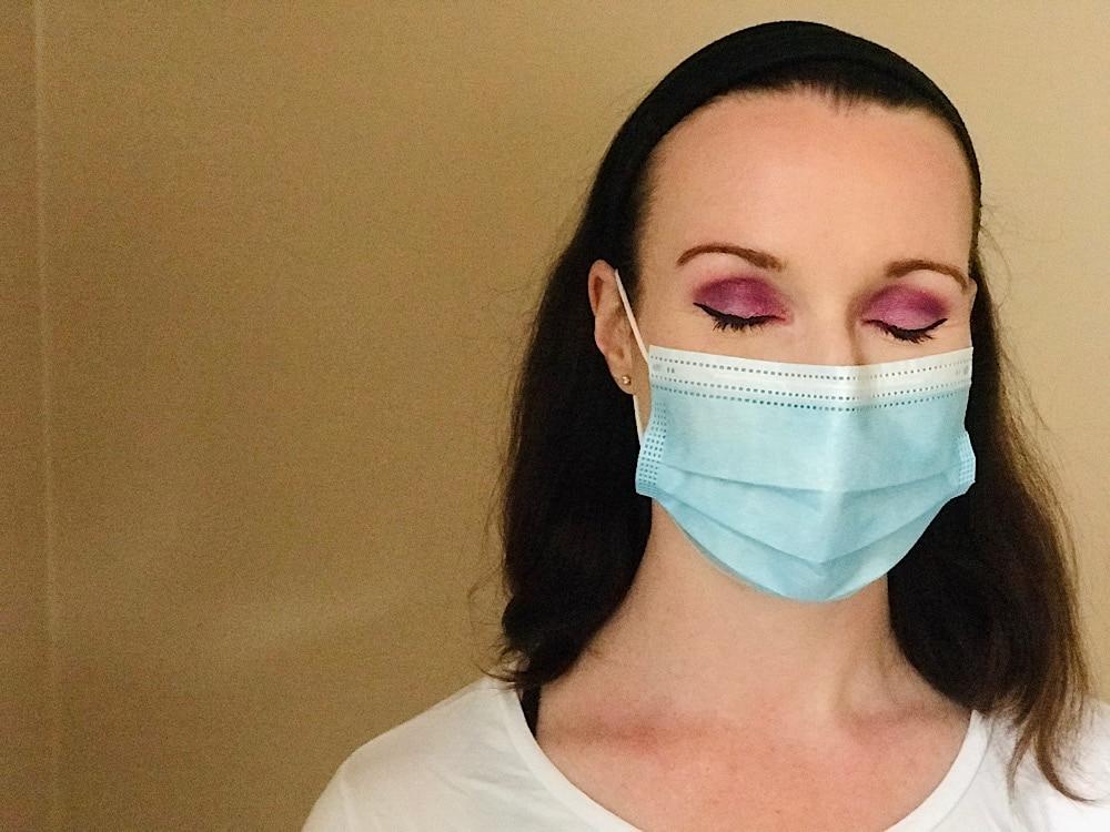Corona-Make-up des Tages - 10.05.2020