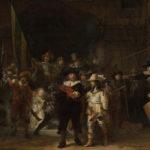 Rembrandts Nachtwache in Hyperauflösung