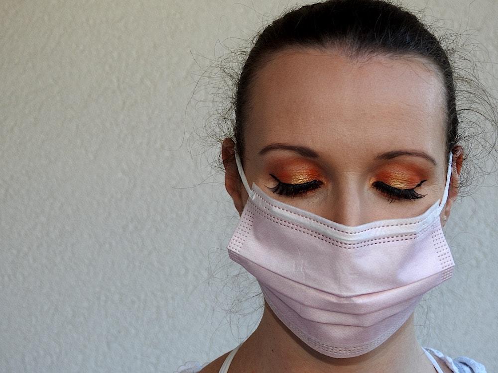 Corona-Make-up des Tages - 29.06.2020 - Mungo Jerry