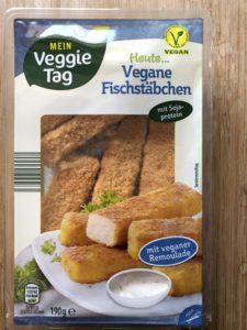 Vegane Fischstäbchen von Mein Veggie Tag
