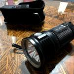 Lichtmonster – Taschenlampe Thrunite TN36 – Review