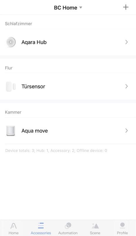 Aqara-App