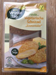 """Vegetarische Schnitzel """"Emmentaler"""" von Mein Veggie Tag"""