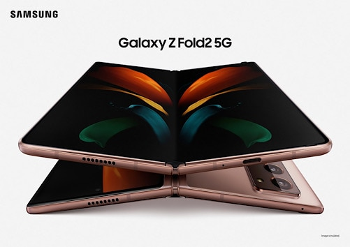 Galaxy Z Fold2 5G
