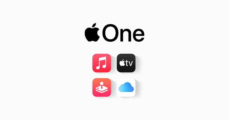 Apple One Logo
