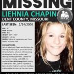 Das mysteriöse Verschwinden der Lena Chapin (Liehnia Chapin)