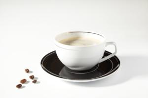 Kaffeetasse - nicht die Bohne
