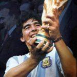 Diego Maradona: Herzstillstand mit 60 Jahren (Update)