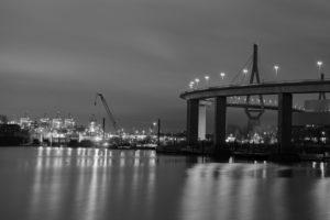 Köhlbrandbrücke - Michael Heinbockel