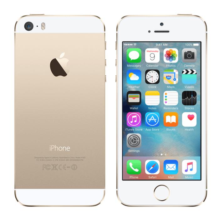Apple iPhone 5S - iOS 12.5