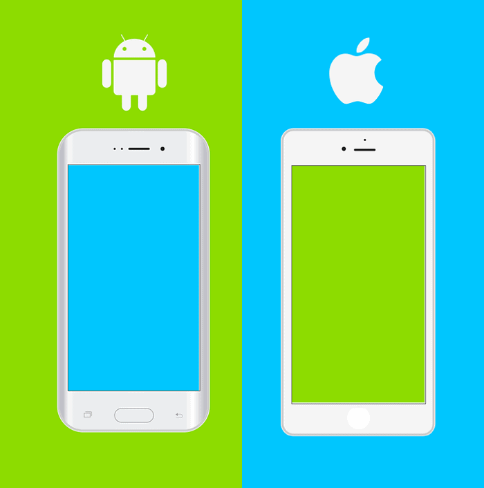 Apple oder Android?