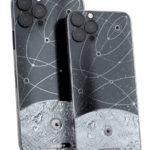 Veredelt und spacig: iPhone 12 Pro mit Mondgestein