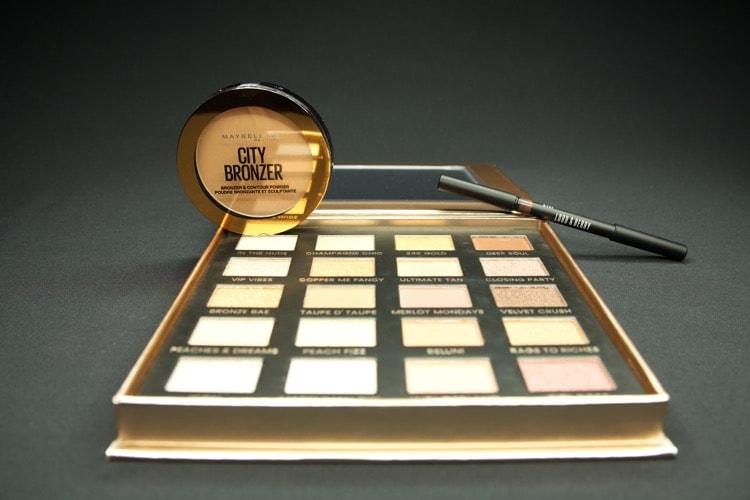 Make-up-Adventskalender-Challenge 24.12.2020 - Produkte
