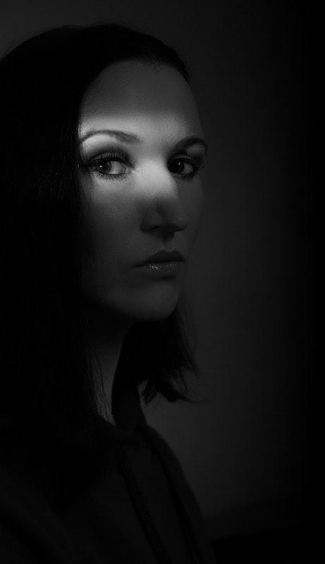 Make-up-Adventskalender-Challenge 25.12.2020 - Portrait