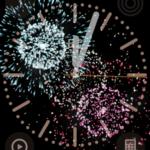 Apple Watch wünscht frohes neues Jahr