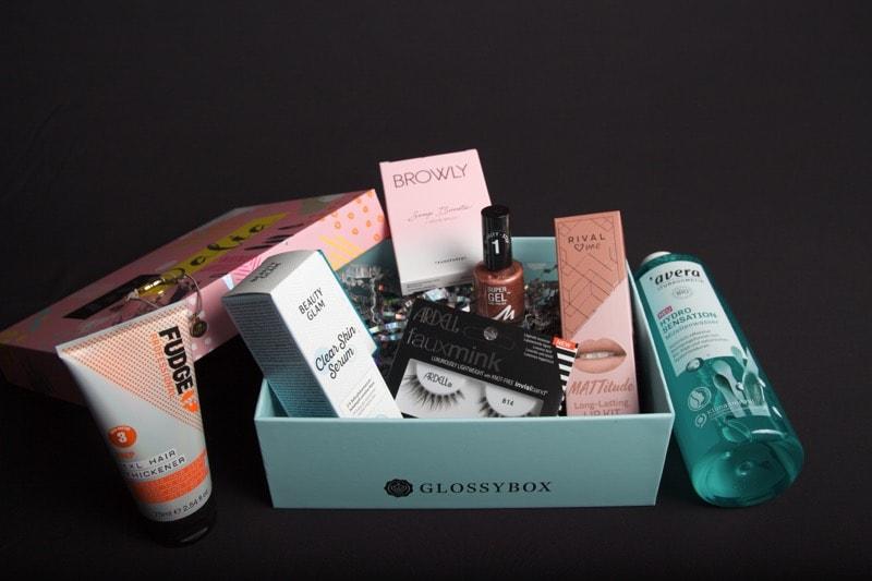 Glossybox loves Dalia oder Glossybox by Dalia - Limited Edition 2021 - Inhalt