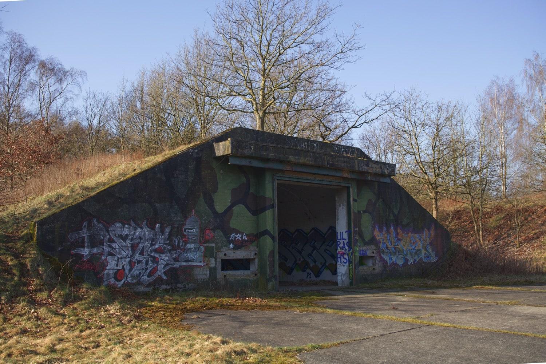 SAS Kellinghusen - Munitionslager Front