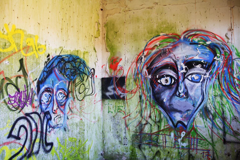 SAS Kellinghusen - Graffiti 1