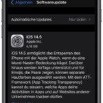 iOS 14.5, iPadOS 14.5 und watchOS 7.4: Apple veröffentlicht finale Version