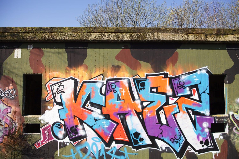 SAS Kellinghusen - Graffiti 3