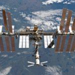 Weltraumschrott trifft Roboterarm der Raumstation ISS