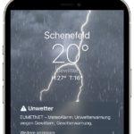 Apple Wetter-App - Beitragsbild