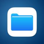 iOS Dateien-App