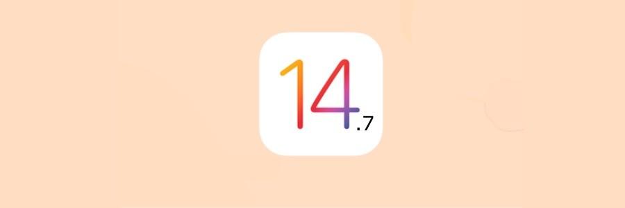iOS 14.7 Beitragsbild