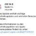 Apple veröffentlicht iOS 14.8 und iPadOS 14.8 und schließt Sicherheitslücke