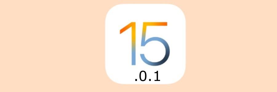 iOS 15.0.1 BB